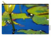 Sun Drenched Lilly  Carry-all Pouch