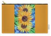 Sun Flower II Carry-all Pouch