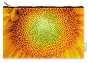 Sun Flower Power Carry-all Pouch