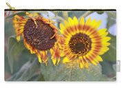 Sun Flowers Carry-all Pouch