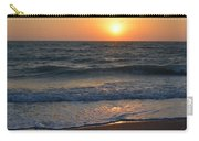 Sun Glistening On The Water Carry-all Pouch