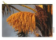 Sun Glowing Palm Carry-all Pouch