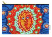 Sun God Carry-all Pouch