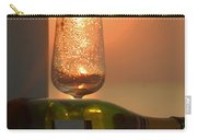 Sun In Glass Carry-all Pouch