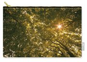 Sun In The Trees Carry-all Pouch