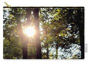 Sun Kissed Trees Carry-all Pouch