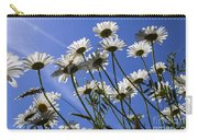 Sun Lit Daisies Carry-all Pouch