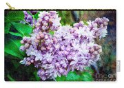 Sun Lit Lilac The Sweet Sign Of Spring Carry-all Pouch