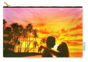 Sun Lovers Sun Worshippers Carry-all Pouch