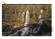 Sun On The Falls Carry-all Pouch