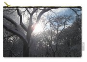 Sun Over The Park Carry-all Pouch