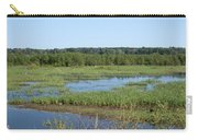 Sun Over Wetland Carry-all Pouch
