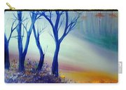 Sun Ray In Blue  Carry-all Pouch