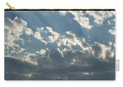 Sun Rays Through The Clouds   # Carry-all Pouch
