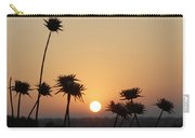 Sun Rise On Bethsaida Carry-all Pouch