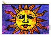 Sun Salutation Carry-all Pouch