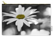 Sun-speckled Daisy Carry-all Pouch
