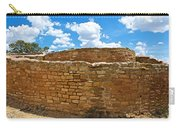 Sun Temple-1250 Ad In Mesa Verde National Park-colorado Carry-all Pouch