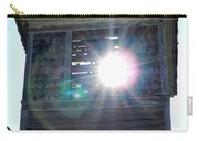 Sun Through The Steeple-by Cathy Anderson Carry-all Pouch