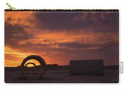 Sun Tunnel Sunset Carry-all Pouch