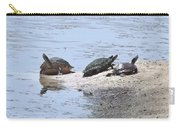 Sun Turtles Carry-all Pouch