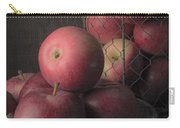 Sun Warmed Apples Still Life Carry-all Pouch