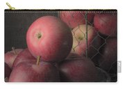 Sun Warmed Apples Still Life Square Carry-all Pouch