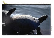 Sunbathers At Sundown Carry-all Pouch