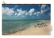 Sunbathers On The Beach Carry-all Pouch