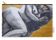 Sunbathing Nude 2 Carry-all Pouch