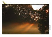 Sunbeams And Fog Carry-all Pouch