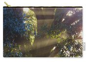 Sunbeams In The Tree Carry-all Pouch