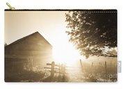Sunburst On The Farm Carry-all Pouch