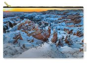 Sunburst Over The Hoodoos Carry-all Pouch