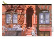 Sunday Afternoon East 7th Street Lower East Side Nyc Carry-all Pouch
