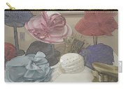Sunday Hats For Sale Carry-all Pouch