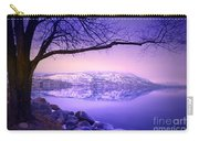 Sunday Morning At Okanagan Lake Carry-all Pouch
