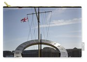 Sundial St Katherines Dock Carry-all Pouch
