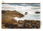 Sundown At Portlethen Carry-all Pouch