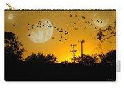 Sundown Fantasy Orange Carry-all Pouch