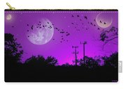 Sundown Fantasy - Violet Carry-all Pouch