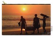 Ocean - Sundown Sunset Carry-all Pouch