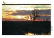 Sundown Lacassine Nwr Carry-all Pouch