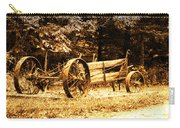 Sundown On The Honey Dew Wagon Carry-all Pouch