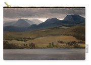 Sundown On The Lake.thought To Be Lake Tahoe Carry-all Pouch
