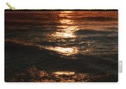 Sundown Reflections On Lake Michigan  01 Carry-all Pouch