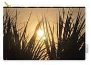 Sundown Through The Grass Carry-all Pouch