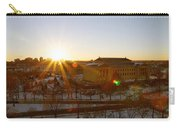 Sunflare At The Museum Carry-all Pouch