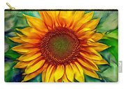 Sunflower - Paint Edition Carry-all Pouch