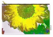 Sunflower 30 Carry-all Pouch
